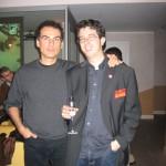 Con Andrea Di Carlo