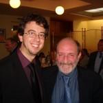 Con Umberto Galimberti