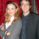 Con Eva Robin's