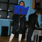 Fabiola Ortolano interpreta Annika Voland