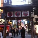 Lo scrittore Di Iacovo medita sui destini del suo paese durante una visita a Kyoto