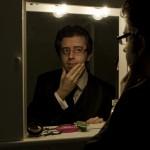 Uno scrittore allo specchio